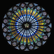 Image result for rose windows gothic