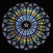 Image result for rose windows gothic