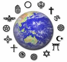 Scaffolding International World Religion Day (University) -